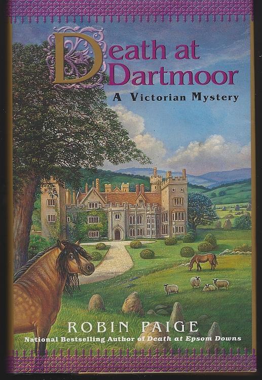 DEATH AT DARTMOOR, Paige, Robin