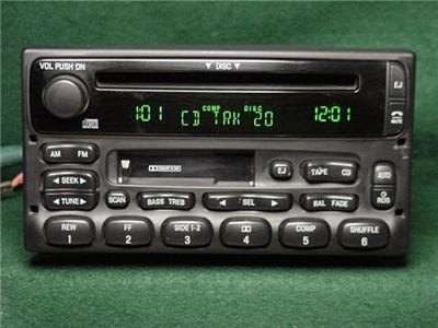 unlock ford mondeo focus radio cd code by serial number ebay. Black Bedroom Furniture Sets. Home Design Ideas
