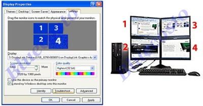 USB 2 0 UGA to DVI VGA HDMI External Video Graphics Card for PC Laptop Desktop