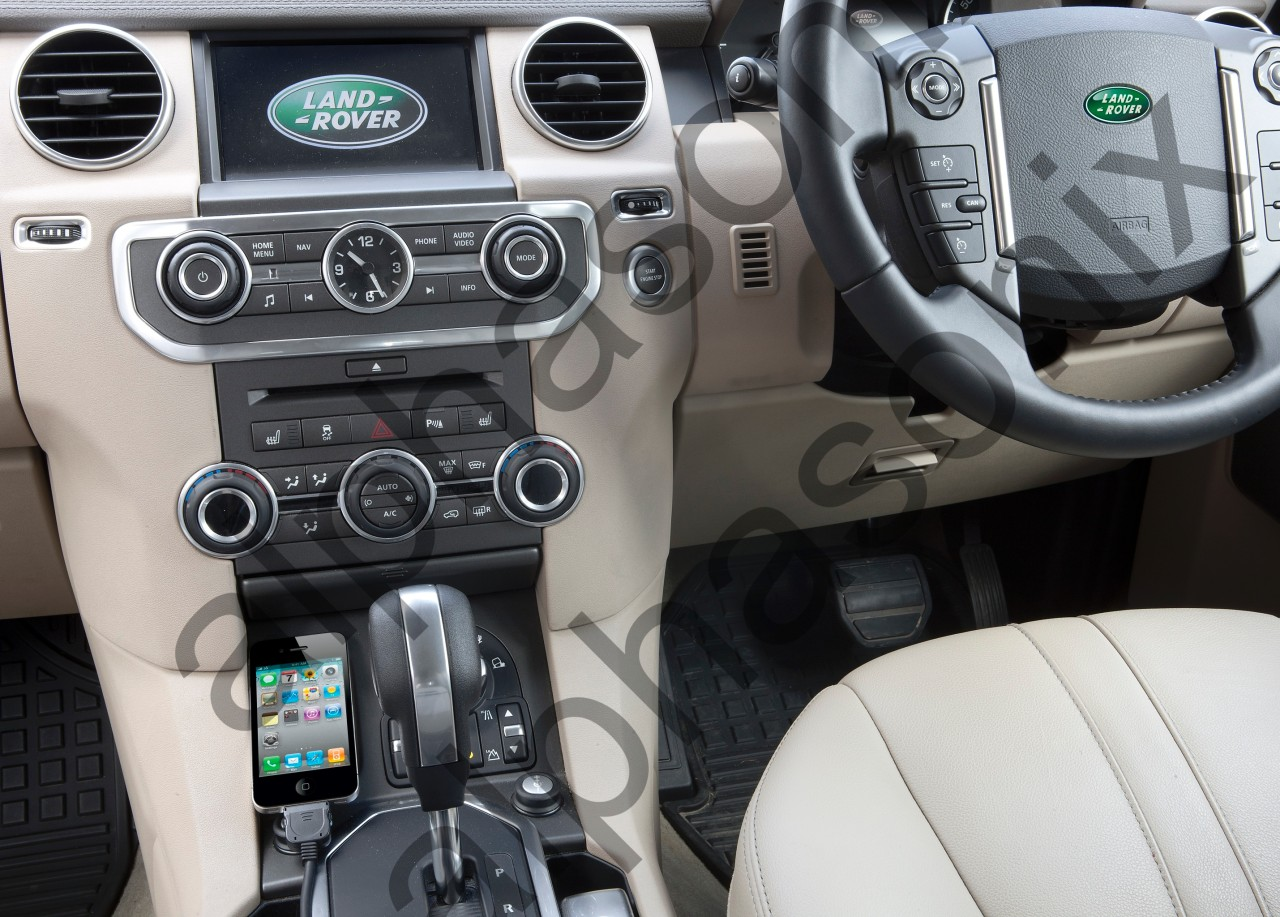 Range Rover Iphone Lightning Cable