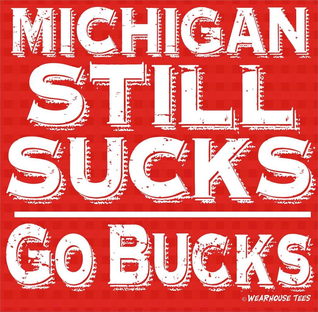Football suck rivalry ohio karma state state
