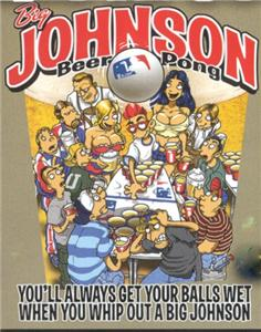 323108999 Big Johnson T Shirt Beer Pong League on PopScreen