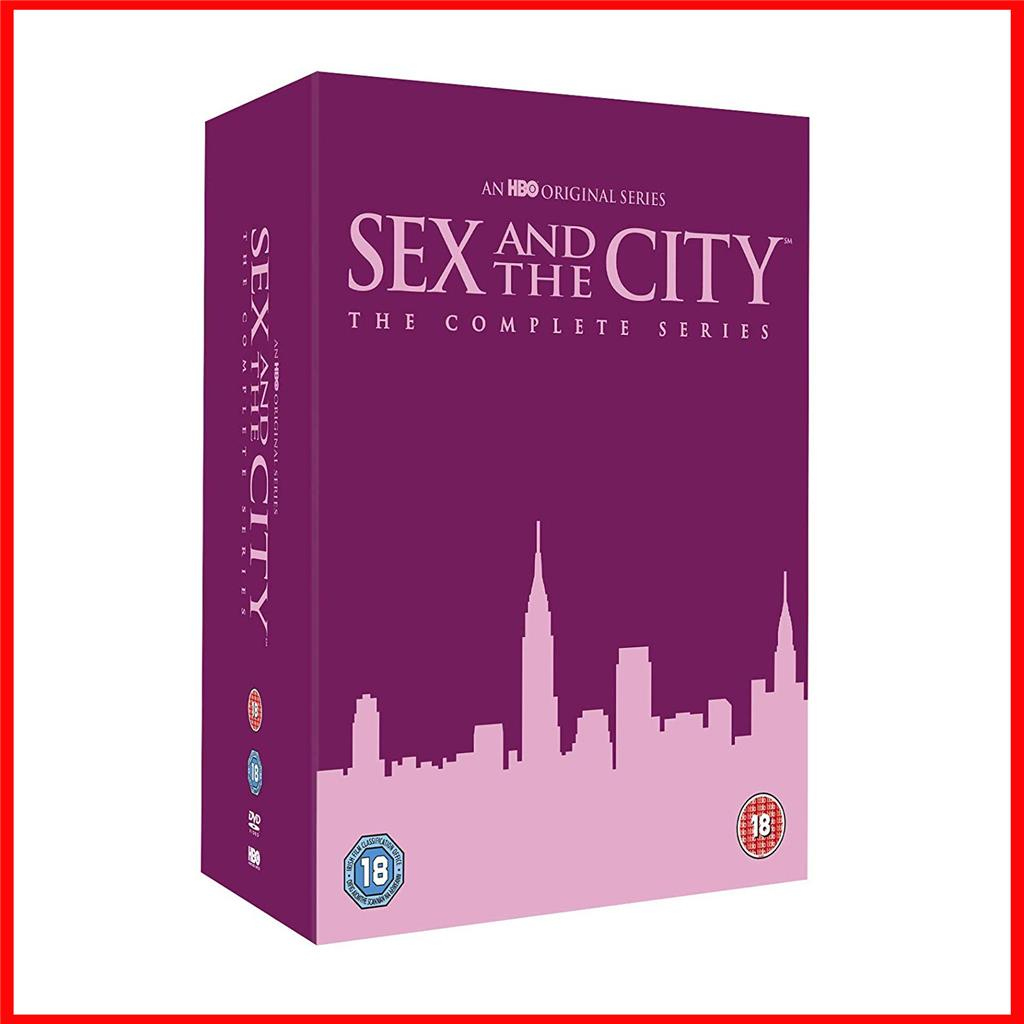 Buy sex and the city the complete collection dvd box set