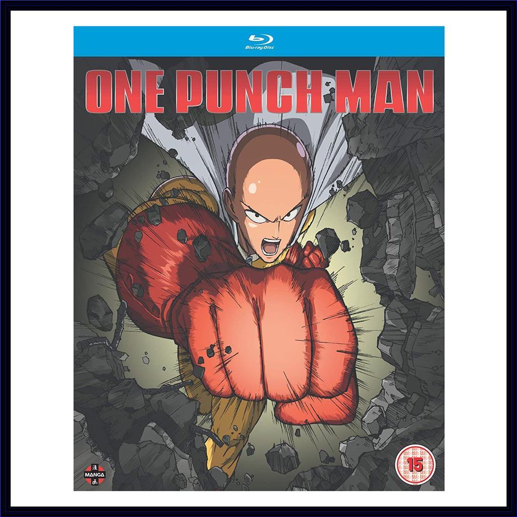 One Punch Man Collection One Episodes 1 12 6 Ova Brand New Blu Ray Reg B 5022366615549 Ebay