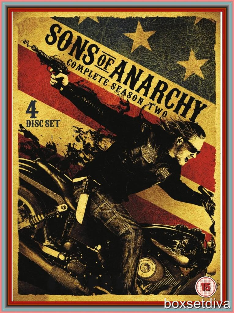 Sons Of Anarchy Dvd