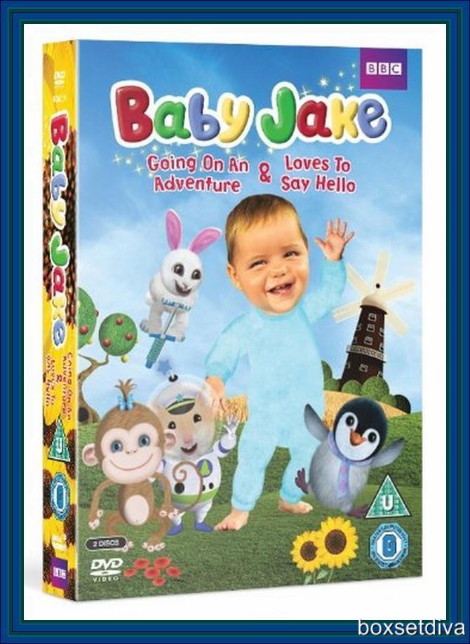 BABY JAKE - COMPLETE 1 & 2 BOXSET ***BRAND NEW DVD *** | eBay