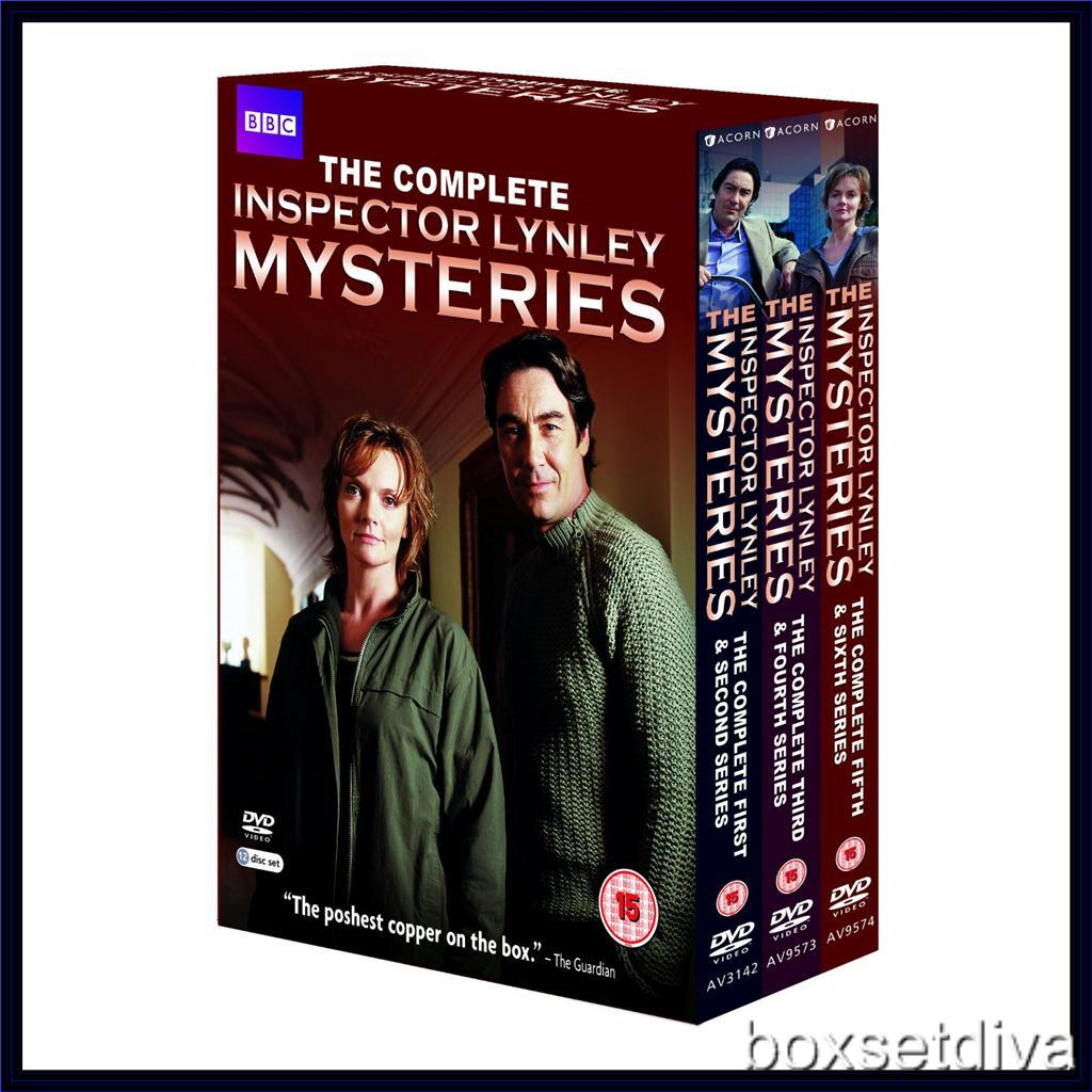 The Inspector Lynley Mysteries English subtitles