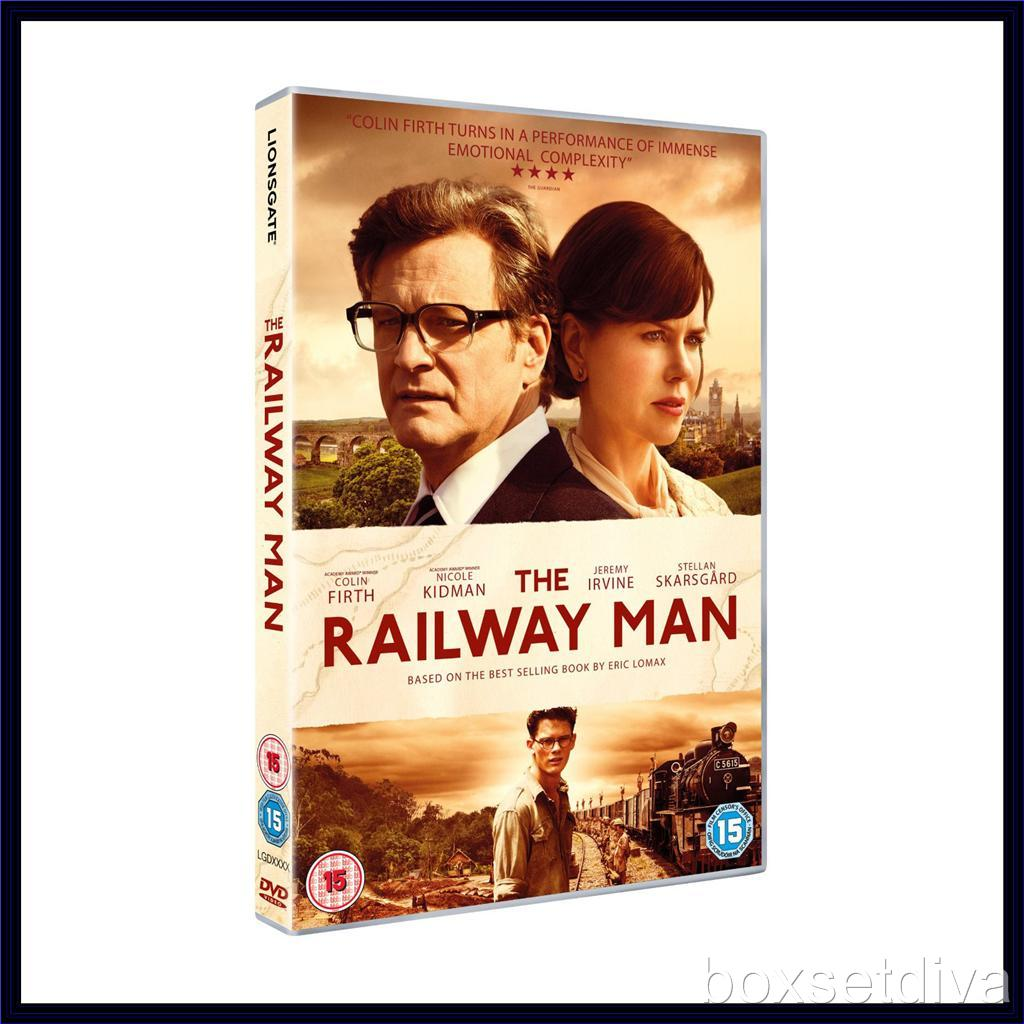 the railway man colin firth amp nicole kidman brand new