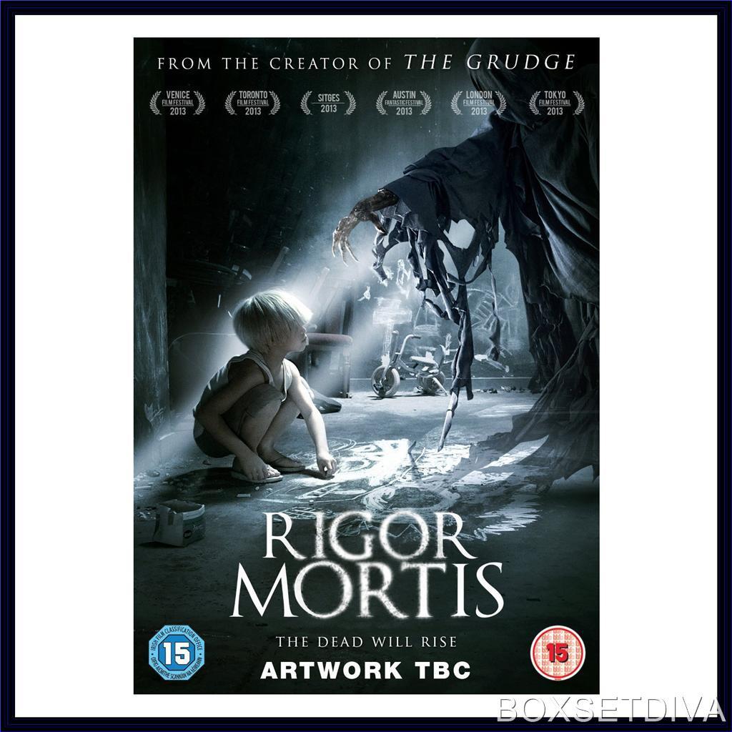 RIGOR MORTIS - Anthony Chan *BRAND NEW DVD***
