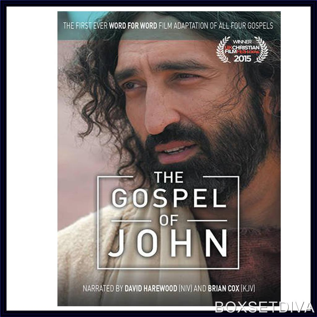 the gospel of john brand new dvd ebay