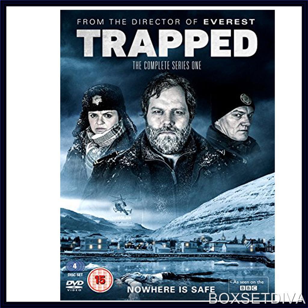 Trapped australian tv series episode 2 / Alba 16 inch hd ready lcd