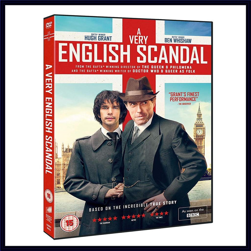 Details about A VERY ENGLISH SCANDAL COMPLETE SEASON 1 - FIRST SEASON  ***BRAND NEW DVD