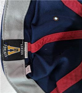 d4186fac9 LZ CCM Adult Fitted S/M New York Rangers Hockey NHL Baseball Cap Hat ...