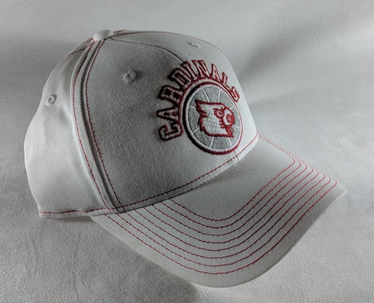 0e17f35ac62 LZ Adidas Adult One Size Louisville Cardinals NCAA Baseball Hat Cap ...