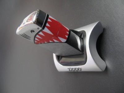 Shark Mouth Zippo 89