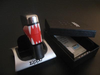Shark Mouth Zippo 31