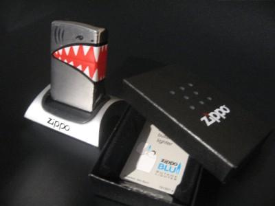 Shark Mouth Zippo 100