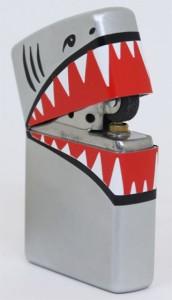 Shark Mouth Zippo 75