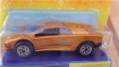 Matchbox Lamborghini Diablo 22 75 Challenge Collection 97 Ed Cast