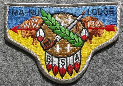 2019 Eagle Ma-Nu Lodge 133 S-164 Last Frontier Council BSA//OA