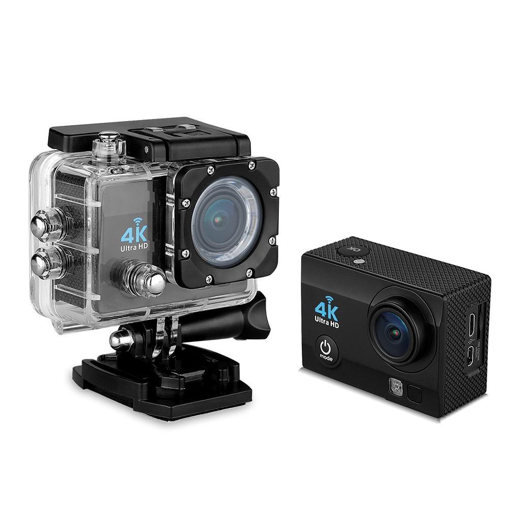 pro cam 4k sport wifi action camera ultra hd 16mp. Black Bedroom Furniture Sets. Home Design Ideas