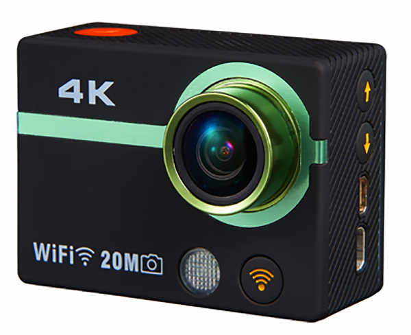 Action Camera Subacquea : Pro cam k sport wifi action camera sony mp videocamera