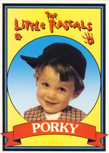 who played porky in the little rascals