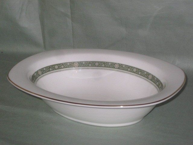 Royal Doulton Rondelay Vegetable Dish Tureen Base H 5004