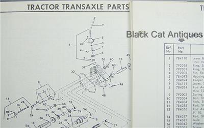 original gilson brothers illustrated parts list 1972. Black Bedroom Furniture Sets. Home Design Ideas