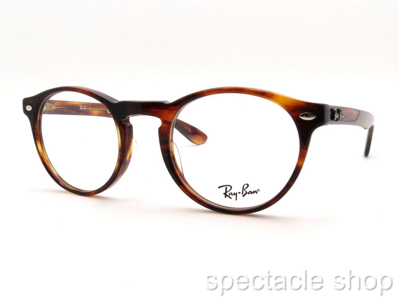 086ca16c4f Ray Ban Eyeglasses Havana Blue