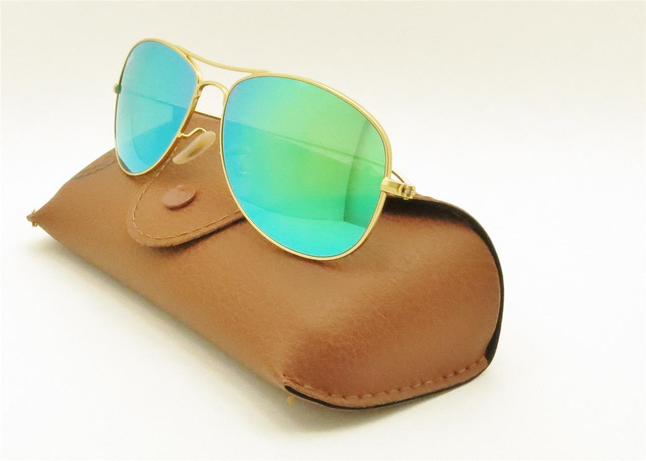 ce7aaf243e0 Ray Ban Rb3362 Sunglasses Gunmetal Frame Crystal Green Lens ...