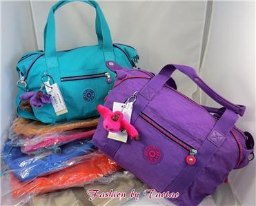 0e9824b225 New w Tag Kipling Art U Sm Handbag Travel Tote | eBay