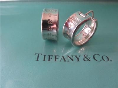 d629f401d Tiffany 1837 Wide Hoop Earrings - The Best Produck Of Earring