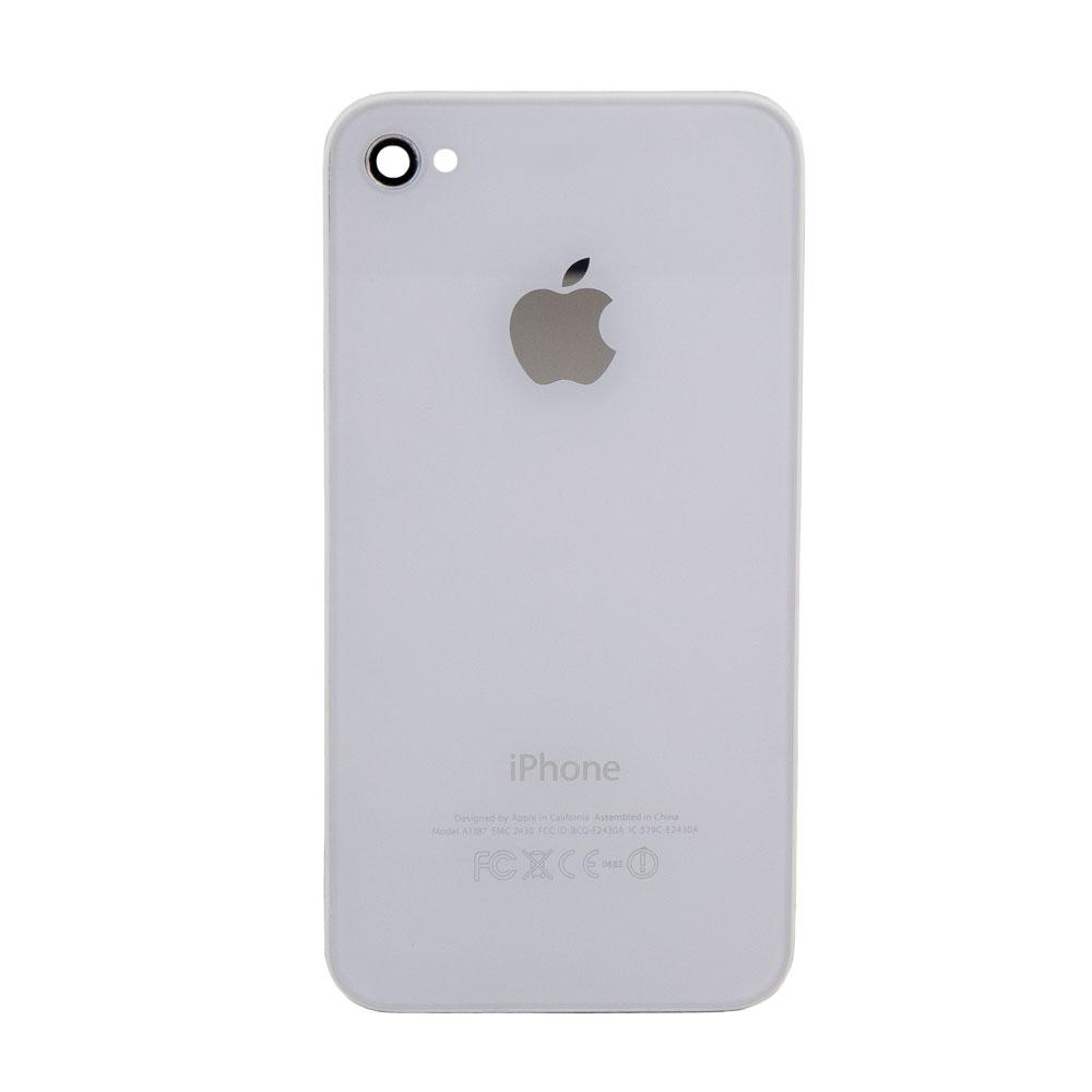 iphone 4s back glass replacement new original replacement black white glass battery back 3096
