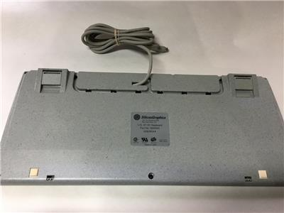Sgi Silicon Graphics Granite Ps 2 Keyboard At 101 9500900