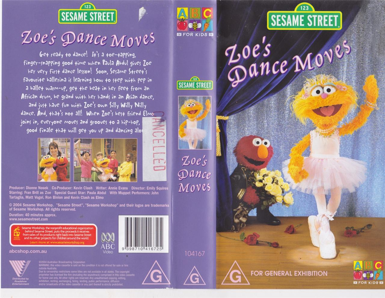 Sesame Street Vhs Deals On 1001 Blocks