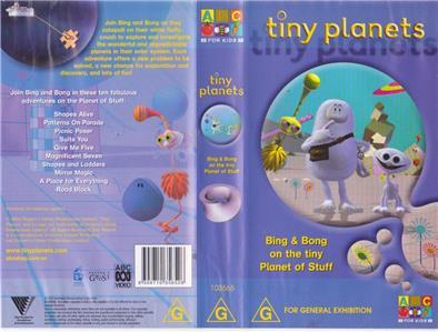 Abc Pequenos Planetas Bing Bong sobre o pequeno planeta de ...
