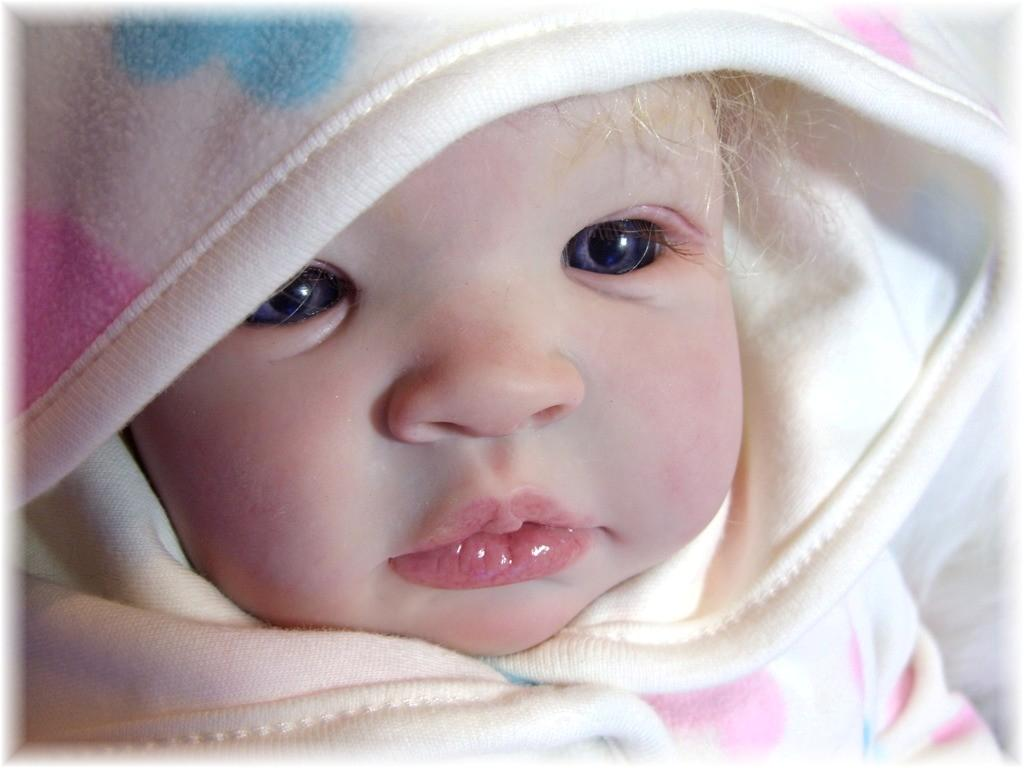 How To Paint The Face Of A Reborn Doll