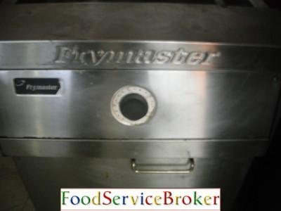 Frymaster Gas Deep Fryer MJCFSD Restaurant Commercial
