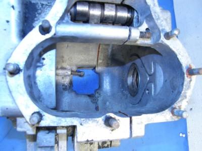 BSA A7 A10 Engine Crank Cases Super Rocket Road Rocket Bottom End D351