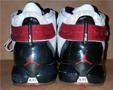 806ef82df24e80 Nike Air Jordan 22 PE GS Basketball Shoes 317142-161 White Red Black U.S.  5.5 Y