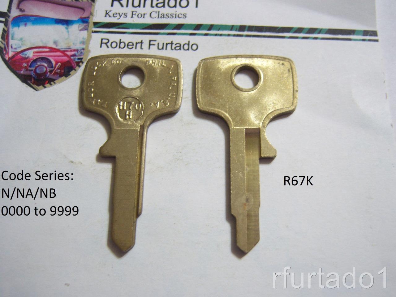 Key-Blank-for-Vintage-Honda-Motorcycle-R67K-S67K-