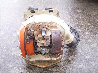 Bg 85 repair manual Stihl