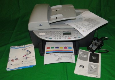 hp officejet 6110 all in one manual