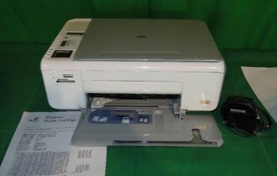 HP Photosmart C4288 Printer Driver Windows Mac For Free Download
