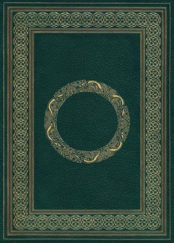 Green Celtic Knot Book of Shadows, Journal, Diary!