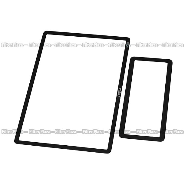 FOTGA Optical Glass LCD Screen Protector For Canon 5D Mark