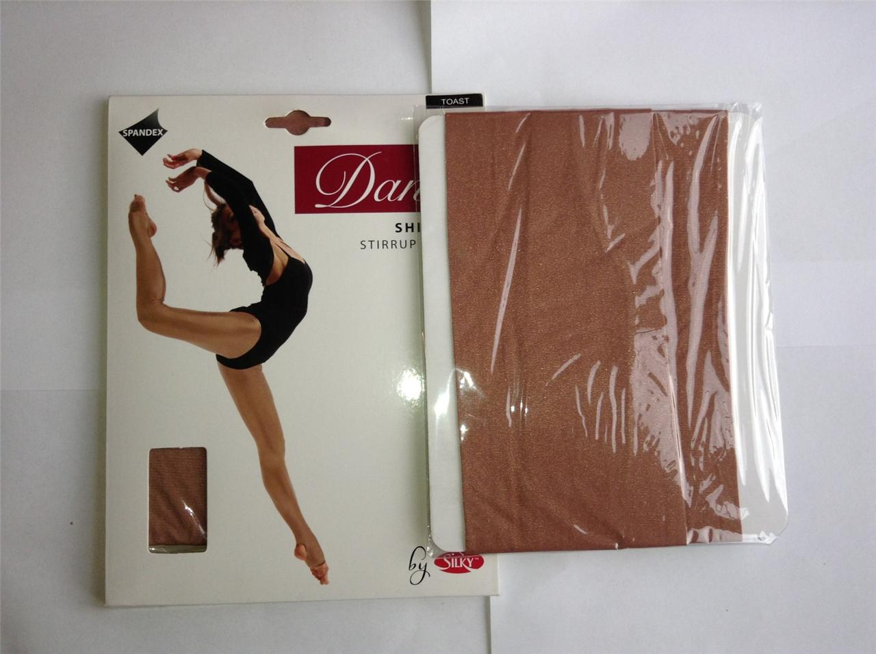 Opaque Stirrup Pantyhose Full Woven 100