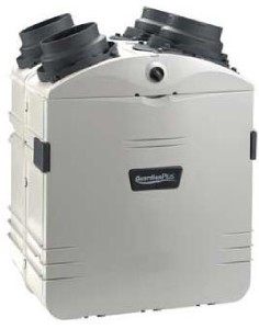 Broan Guardian Plus Venmar Whole House Air Exchanger With