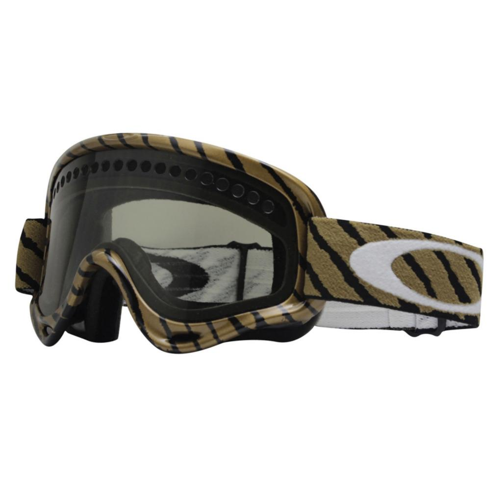 be4e199a194 Details about Oakley 57-428 SHAUN WHITE XS O FRAME Black Gold Youth Kids Snow  Ski Goggles .